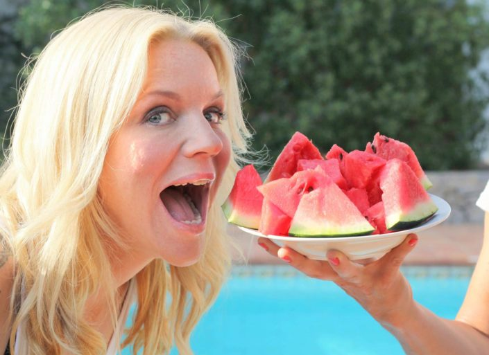 Hitzekiller Wassermelone Charlotte Karlinder