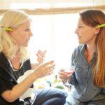 Charlotte Karlinder Tipp Wäscheklammer gegen Schmerzen