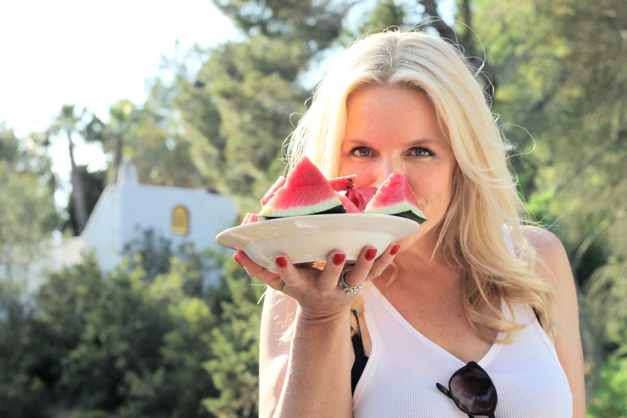 Hitzekiller Wassermelone